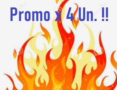 PROMOS HOT X4!!